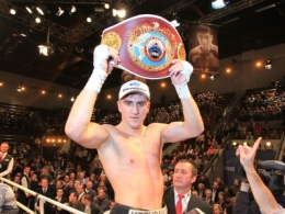 Weltmeister Marco Huck (Foto: Photo Wende)